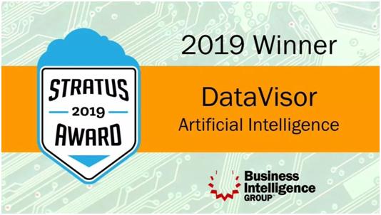 DataVisor维择科技荣获2019 BIG